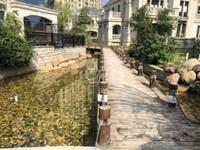 保利公园九里联排别墅,现房直签合同,375平至400平,有院,多套