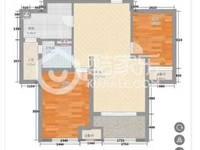 新出新城清水湾 毛坯 2室2厅1卫83平米107万 中间楼层 满五唯一 速来抢