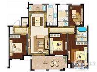 新城香悦半岛,精装四房大平层,送产权车位。满五唯一