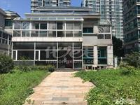 新天地公园旁南甸苑独栋别墅带500平私家花园大院子有电梯精装修无可复制的中心地段