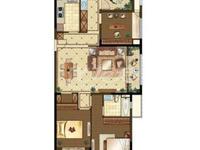 路劲城——毛坯4房,环境楼层,价格优,业主诚售