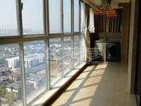 豪华装修未住过大平层空中别墅星河国际河边景观房中央空调新风系统地暖全部都有