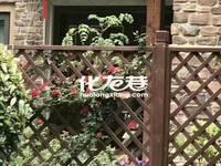 龙湖龙誉城下叠3层地面2层独门独院前后100平超大花园