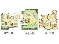 新出龙湖天街边 新城香悦半岛 双拼别墅 300平超大花园 品牌小区 环境好安全