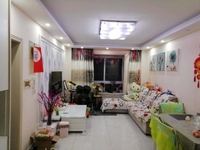 龙虎塘 祥龙苑新出91平米精装两房出售 满2年 南北通透