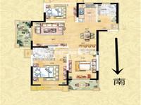 飞龙学 区银河湾第 一城二期 纯毛坯3房 户型采光好 不靠铁路 房东诚售 随时看