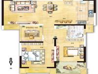 飞龙学校旁银河湾第 一城二期 纯毛坯 不靠铁路 户型采光好 房东诚售 随时看房