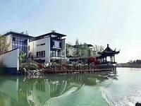 背山面水太湖庄园别墅超性价比游艇可以开到家门口的水上别墅