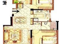 春天里旁郡未来 95平毛坯三房仅售135 中高楼层全天采光 小区环境好