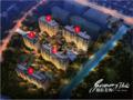 新城牡丹·公园世纪实景图