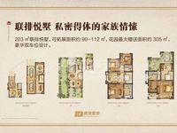 新北1江之隔 长江国际花园 联排别墅,大气磅礴!