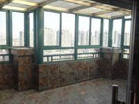 新出怀德路,银河湾花园精装大面积顶复,电梯,200平300万