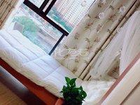 吾悦广场旁绿地峰云汇75平小2房,2300元