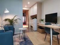环球港旁九洲星公寓 精装修 软装交付 拎包入住 交通便利 随时看房