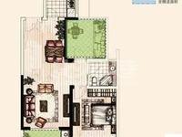 西太湖湖景房翡丽蓝湾毛坯两房出售 满两年省税