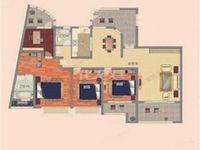 莱蒙城197平方5室2厅2卫300万 满二年 纯毛坯电梯房