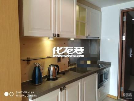 新城国际公寓1室2厅1卫87平米,70年产权房,通江路