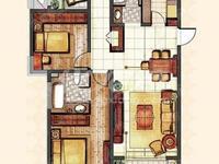 绿地香颂,精装修三房,中间楼层,满两年,省税!
