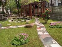 东南花园 真正的 独栋别墅 土地证506平方4个车库可重新自建