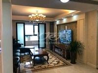 绿地白金汉宫豪华装修大平层四开间朝南金典户型出售