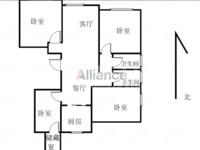 融创御园 毛坯房 不满二 户型端正 四边开室 三室朝南同小区性价比樶底