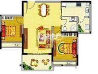 花园云山诗意精装2房,2南村,中间楼层采光好,房东诚信出售。