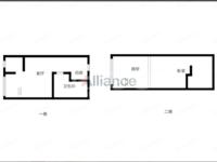 宏图大厦,业主急售,6.3的挑高复式 价格低位置好