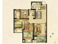龙湖龙誉城三室两厅 中层毛坯DT口 价格真实 随时看房 急售可小刀
