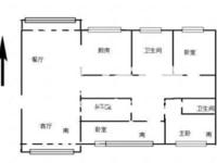 丰乐公寓177平5室 带露天大阳台 195万