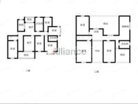 急售,实际面积320平,超多大阳台,后期也可做阳光房,小花园。标准的空中花园。