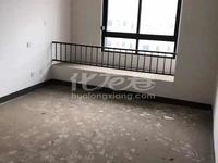 吾悦商圈 紫金城三房两卫毛坯 实小本部学校 中间楼层 有钥匙随时看