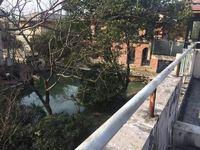 天安别墅纯毛胚独栋 西太湖畔两面环水 产证330平占地一亩半
