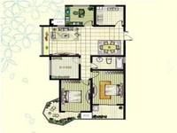 西太湖 湖滨怡景 毛坯舒适三房两房 满两年 随时看房舒适宜居