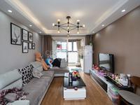 阳光龙庭对面龙湖香醍漫步 精装修 两室两厅 全天采光 楼层好 采光佳 小区品质高