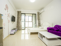 星河国际三期 单身小公寓 地段好 适合单身青年 装修小清新 近迪卡侬 麦德龙