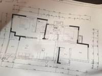 出租绿都万和城3室2厅1卫120平米1500元/月住宅