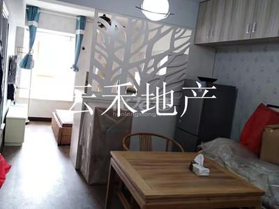 京城豪苑旁 新装修未住金鼎公寓 局小 实验空置可用 满两年