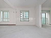 都市雅居 纯毛坯 大三房 采光好 公园旁 有钥匙 低于市场价20万