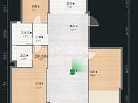 蓝色港湾 精装修当毛坯卖 拎包入住 户型好 房东诚心出售 低于市场价15万