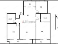 紫金城南区,吾悦广场商圈 户型方正,楼层位置无可挑剔 业主置换急售 看房方便