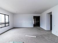 大客厅 落地窗 高档小区 御庭园140平 有钥匙 随时看房