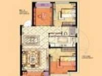 出租金地格林郡3室2厅1卫94平米1200元/月住宅