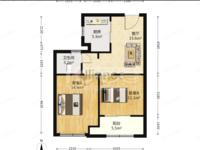 绿地白金汉宫 简装 70平 小两房 两室朝南