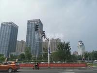 新北市政府旁传媒大厦精装修写字楼特惠出售