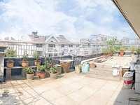紫荆苑240平米带阁楼和大露台160万南北通透拎包即住