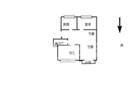 好房出售 喜盈门花苑 小区较好的楼栋 两梯两户 精装房 前黄 人民路雪校