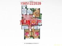 荆川公园旁上书房高层4室2厅2卫景观好双