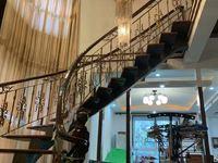 上下两层独立排屋,带室、四个卫生间、上下两个大厅、书房等