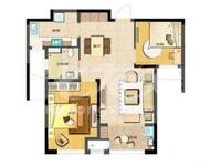 优质好房出售 新城香溢澜桥 精装2室 满五唯一 省税 双休方便看房