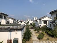 南京旁 汤山鎏园 带院子 带车库 徽派别墅 独门多院 一手新房 现房在售